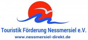Logo Touristikförderung Nessmersiel