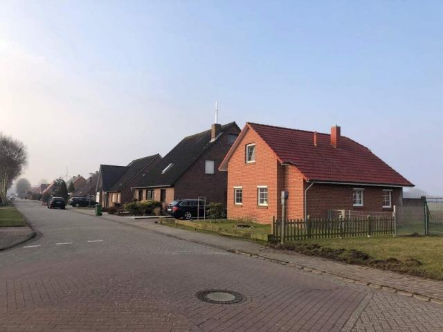freistehendes Ferienhaus Roese in der Amselstraße 21d